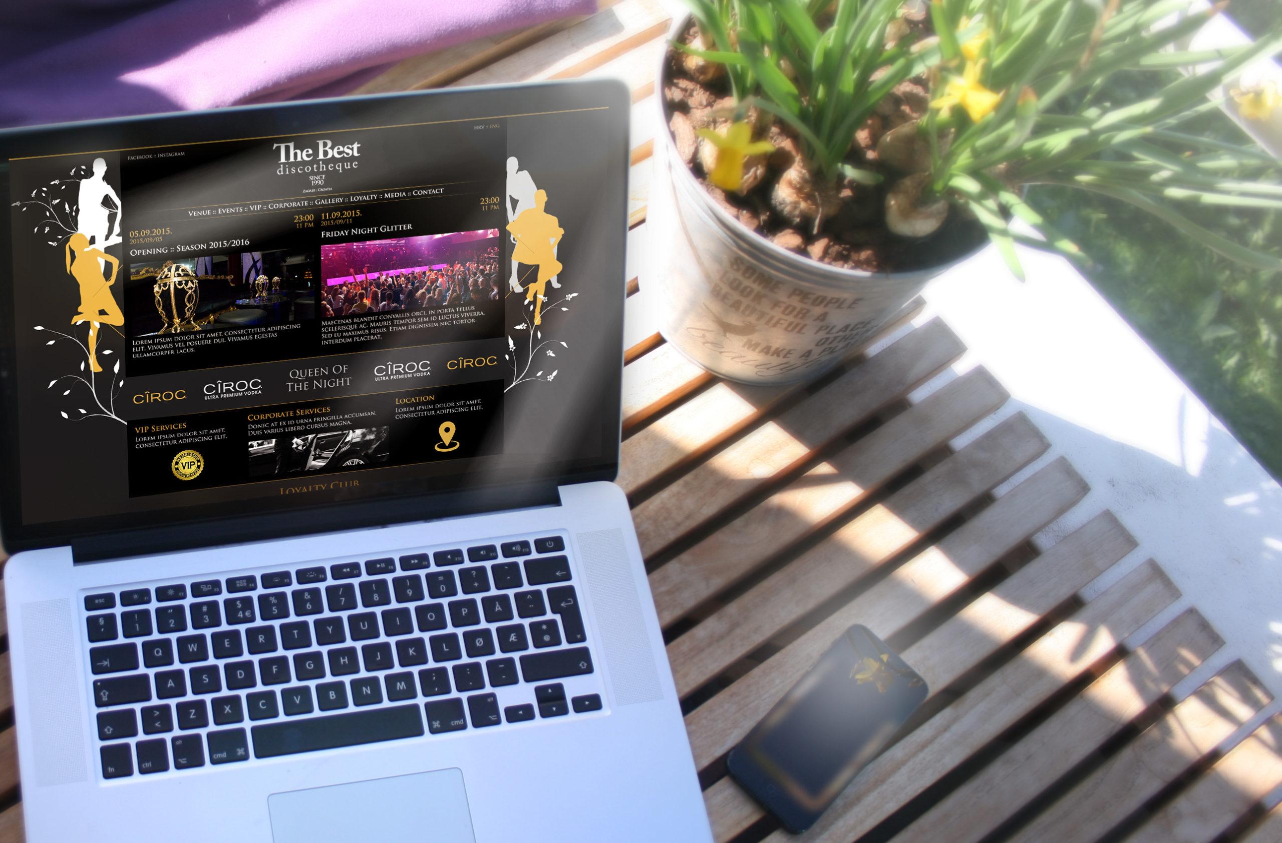 hren | plethora of creativity // The Best Discotheque digital presence