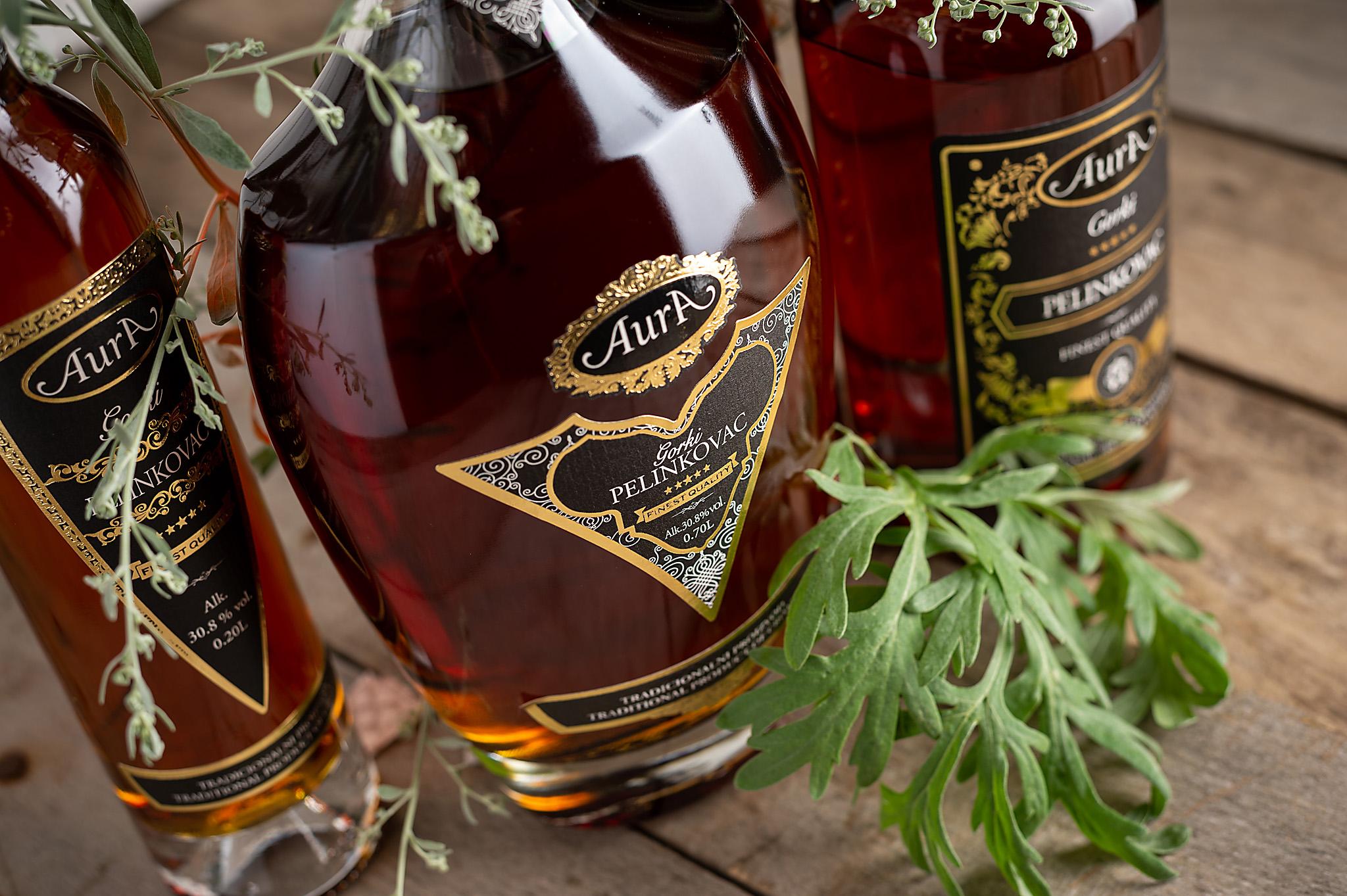 hren | plethora of creativity // Distillery Aura product photography