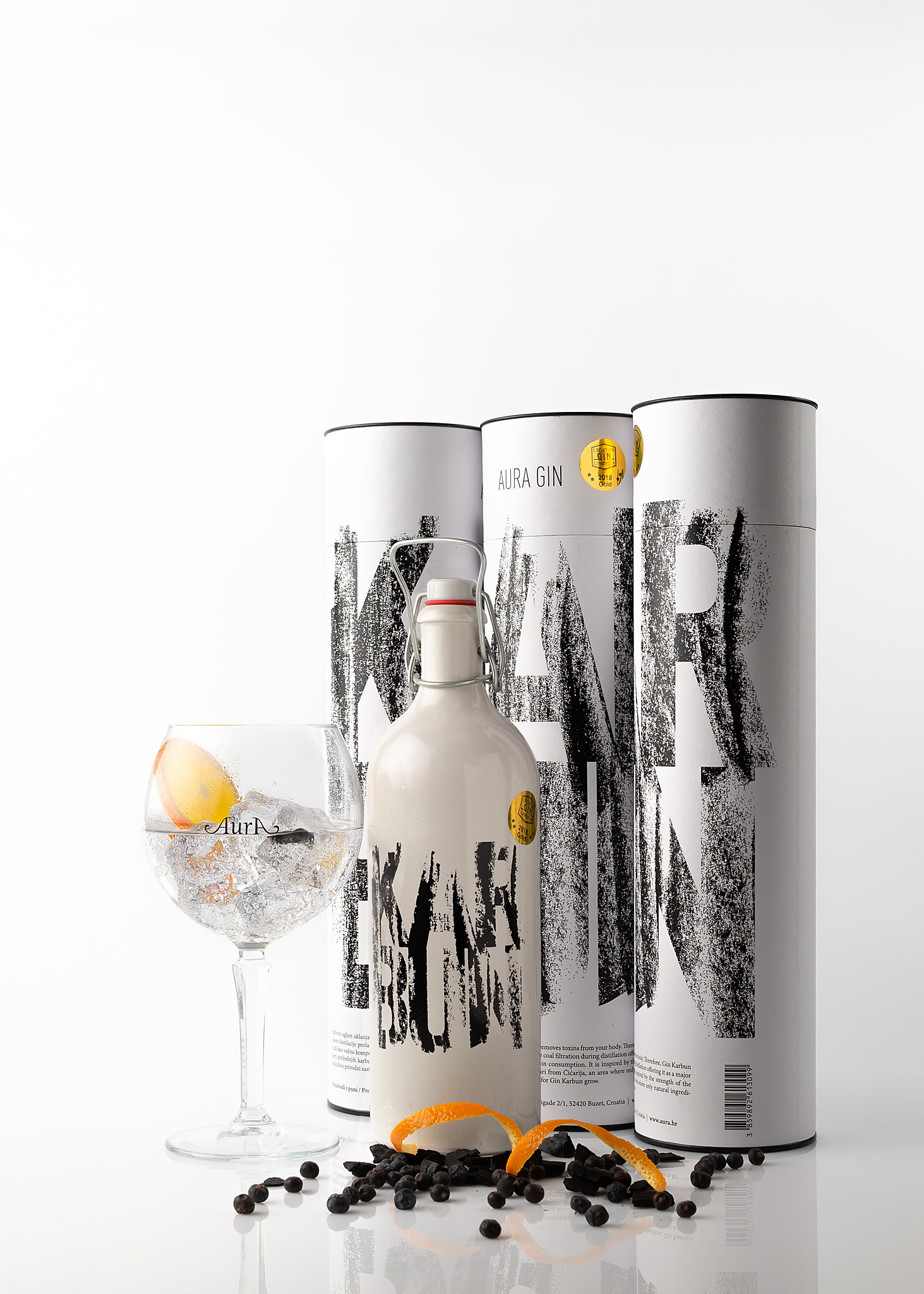 hren | plethora of creativity // Distillery Aura product photography