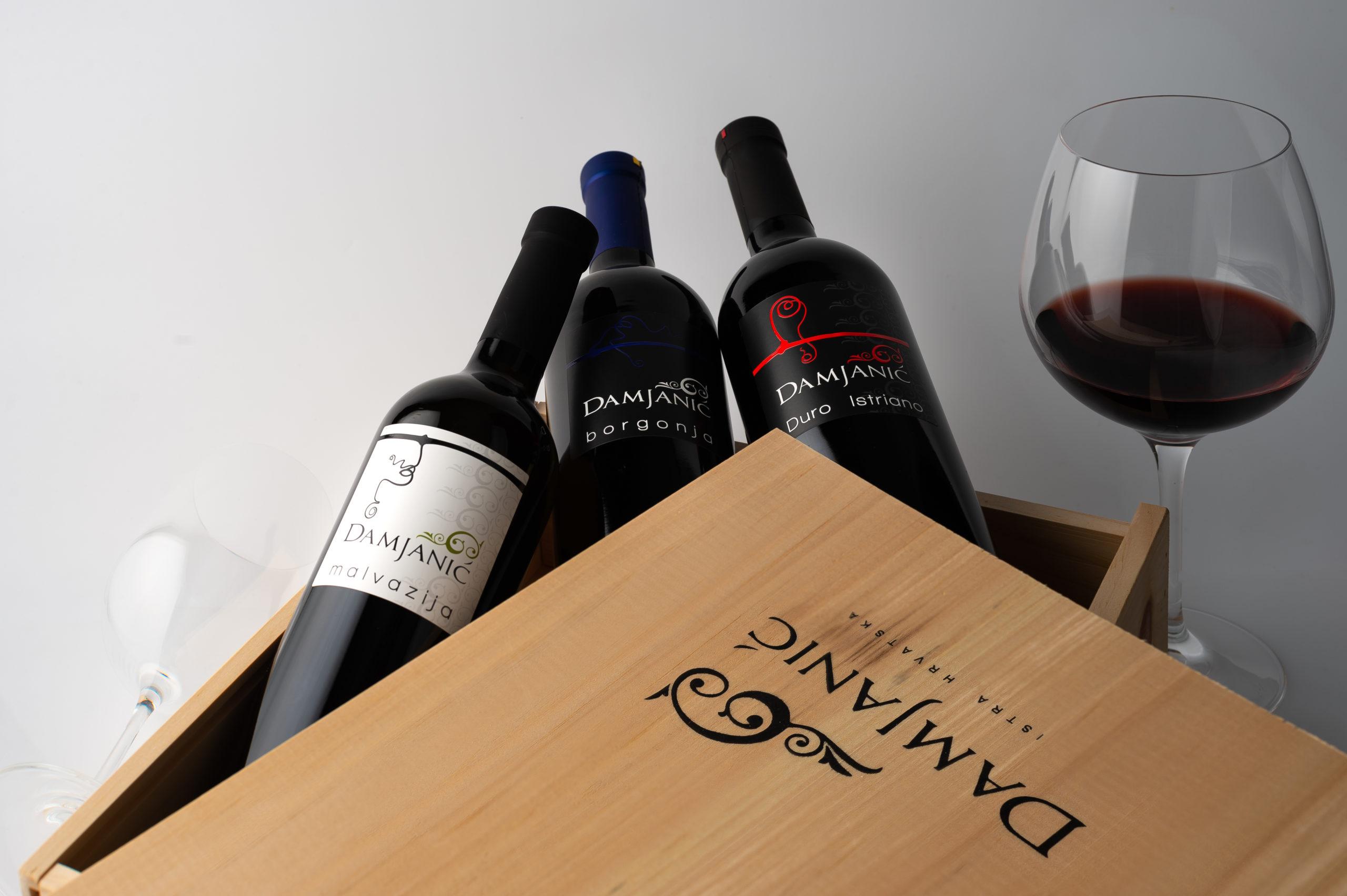 hren   plethora of creativity // Damjanić winery product photography